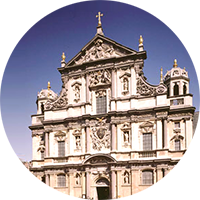 Sint-Carolus Borromeuskerk Antwerpen